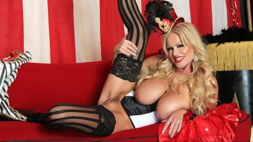 Kelly Madison - Lester Gets Lucky