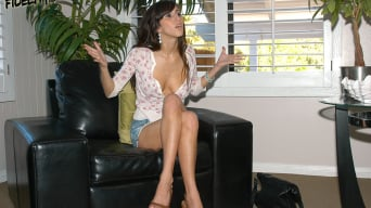April O'Neil in 'Watch Me Mom'