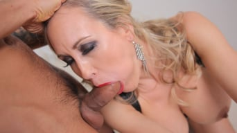 Brandi Love in 'White Room with Creeper'