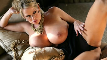 Kelly Madison in 'Book Smart and Cock...'