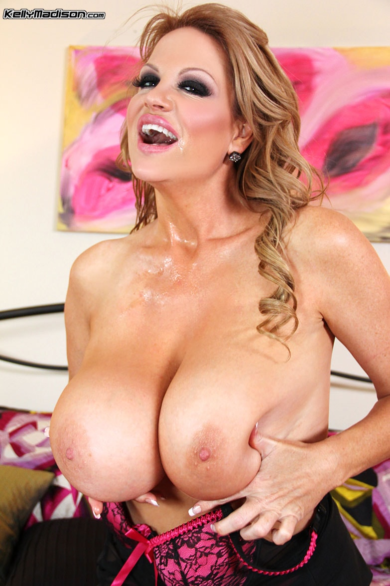 Kelly Madison Facial
