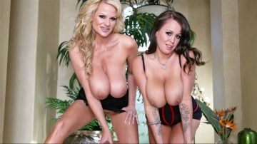 Kelly Madison - Kelly and Brandy