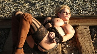Kelly Madison in 'Off The Rails'