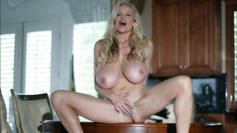 Kelly Madison in 'Tabletop Toy Play'