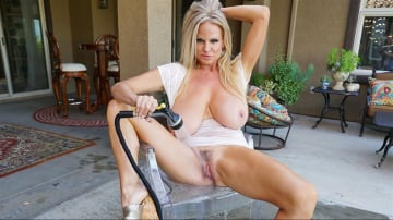 Kelly Madison - Water Play